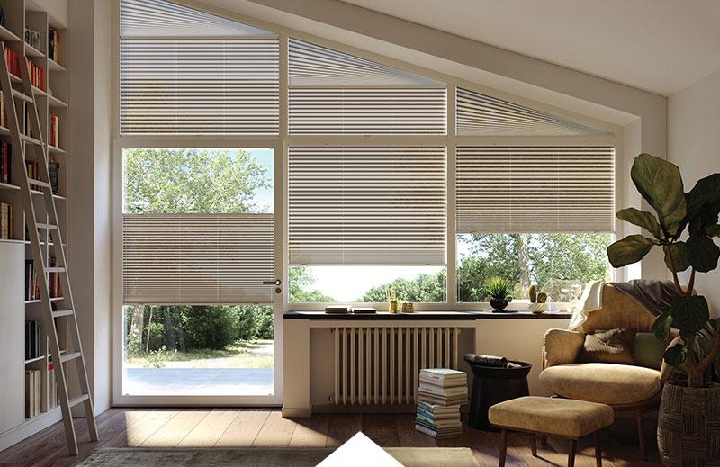 Tende Per Finestra Con Cassonetto : Tende oscuranti a rullo per esterni da interni per finestre